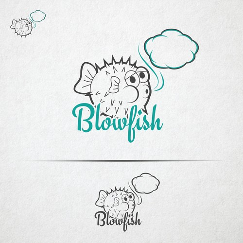 e-liquid - Blowfish