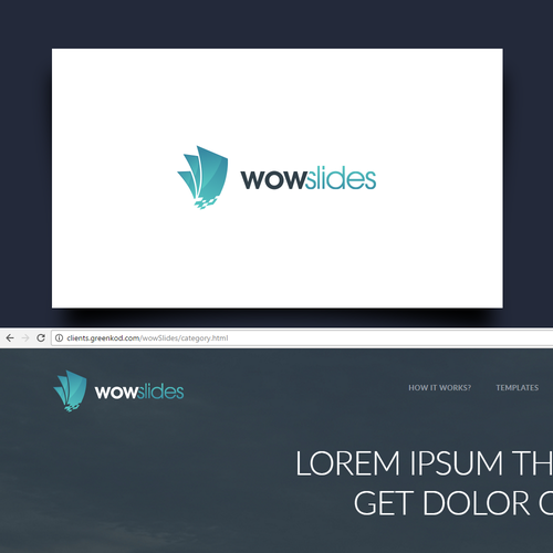 WowSildes Logo