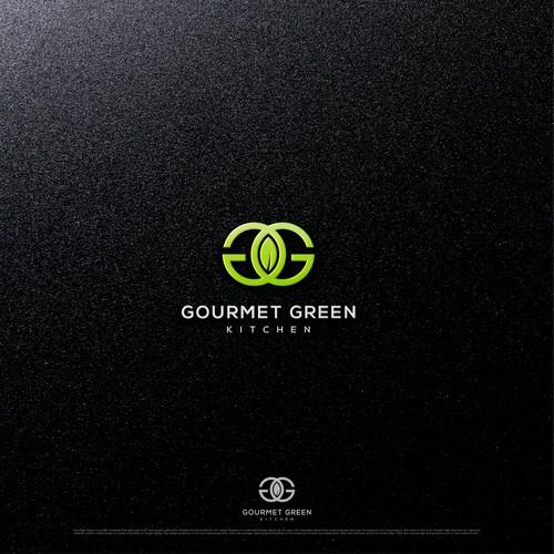 Logo for Gourmet Green Kitchen