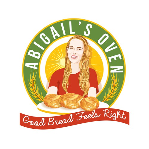 logo design bakery