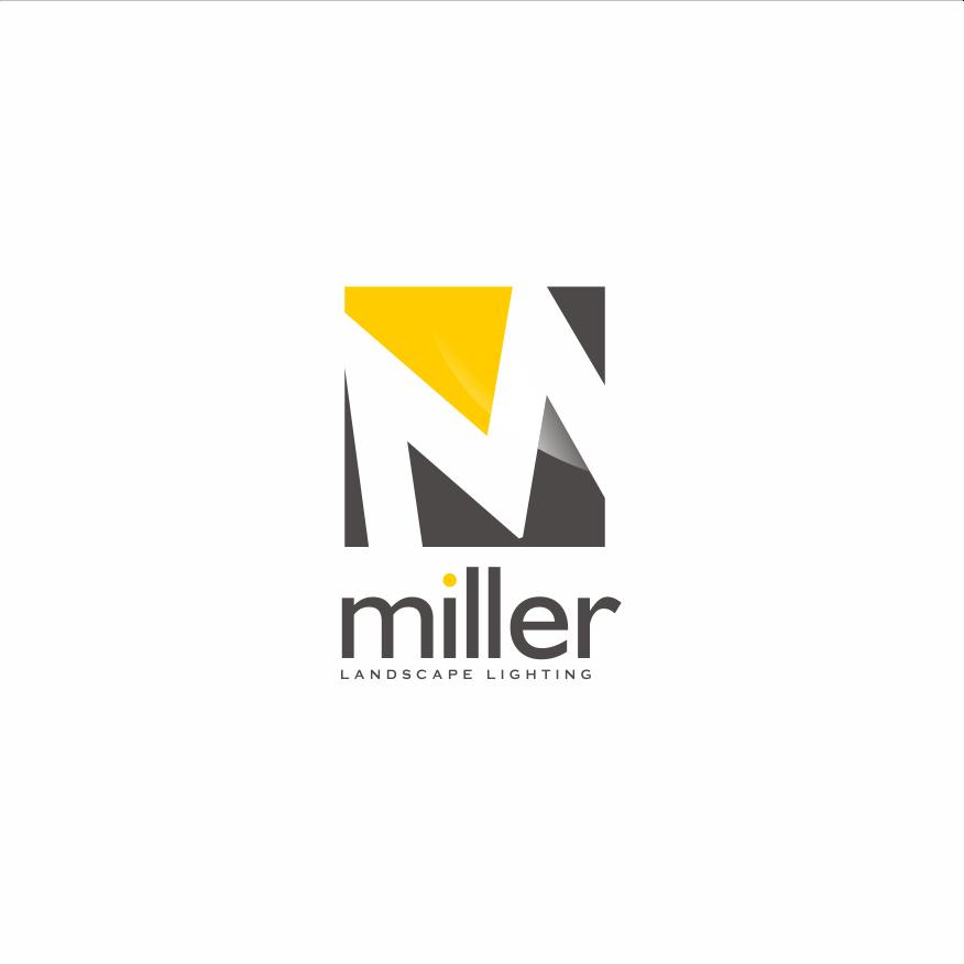 Create an elegant with modern twist logo for landscape lighting business.