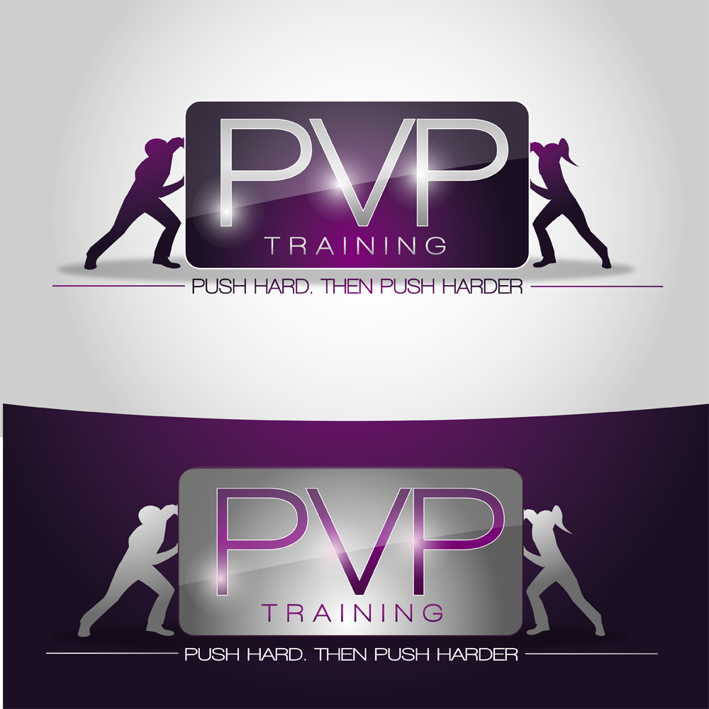 Create the next logo for PVP Training