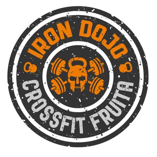"""My CrossFit Gym """"Iron Dojo"""" needs a logo"""