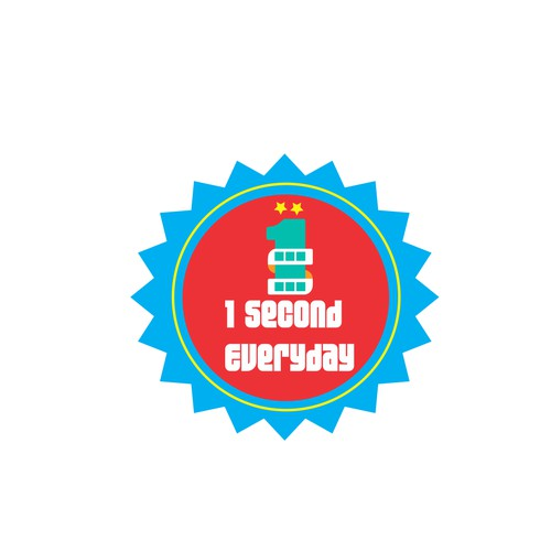 1 Second Everyday Badge
