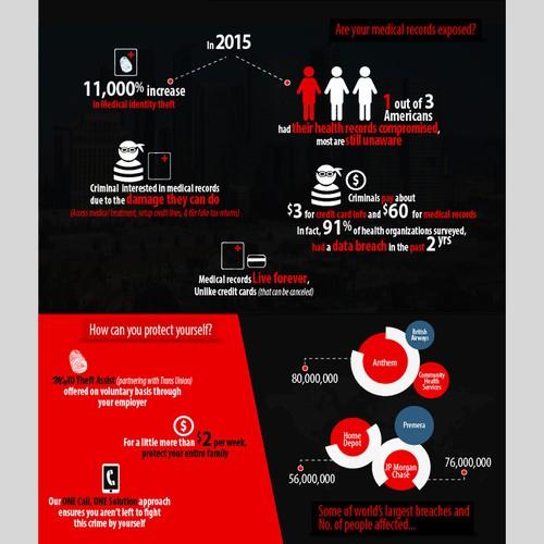 Myidtheftassist infographic