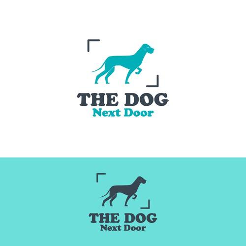 logo THE DOG Next Door