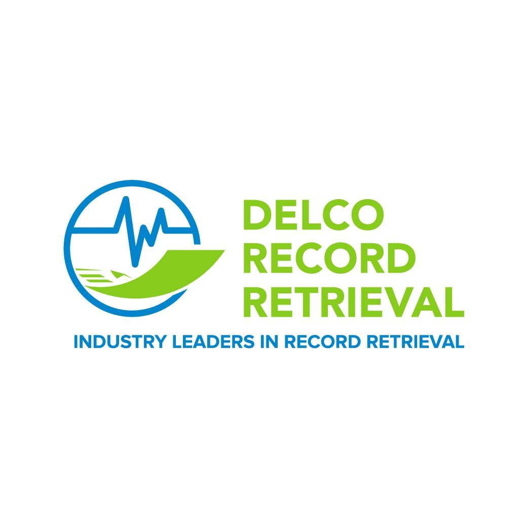 Delco Record Retrieval Logo