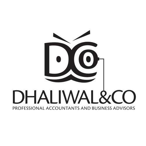 Create an elegant, chic, professional design for an accounting/law firm.