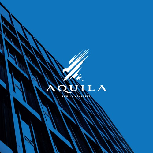 Elegant logo for Investment business.