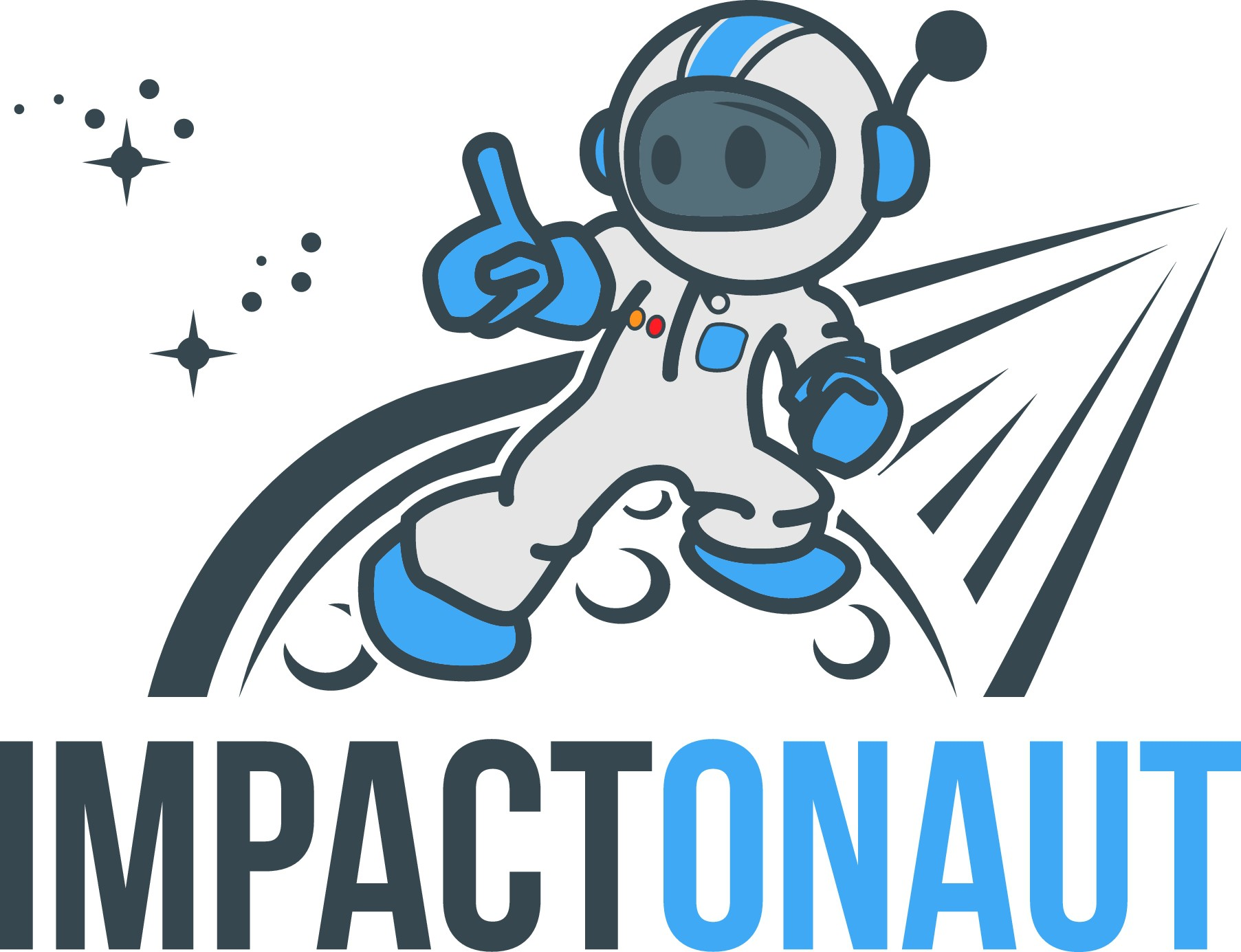 "Help the ""Imapctonaut"" making the difference by designing a catchy logo"