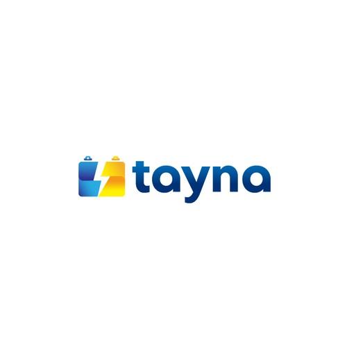 Tayna Battery logo