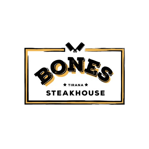 Rustic Steakhouse Logo