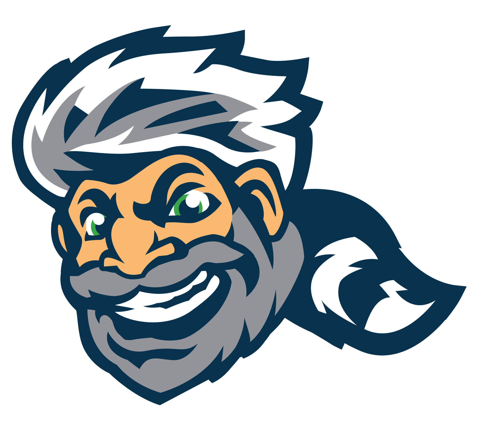 Private Elementary School - Mountaineer Mascot
