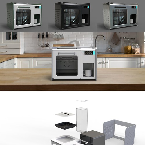 Smart oven design