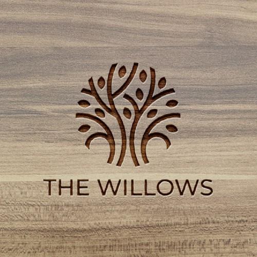 Logo concept for a home builder