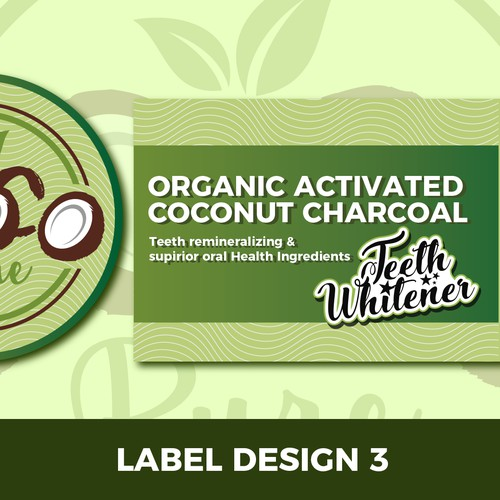 Coco pure label design 1