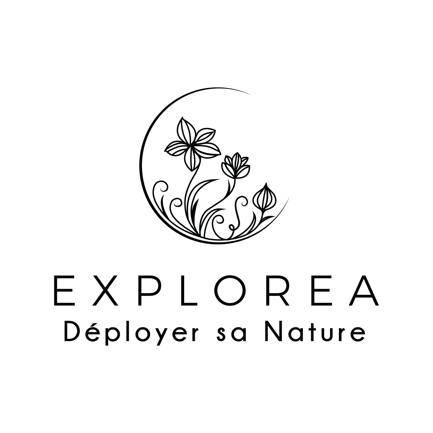 A NEW LOGO FOR EXPLOREA  coaching with nature