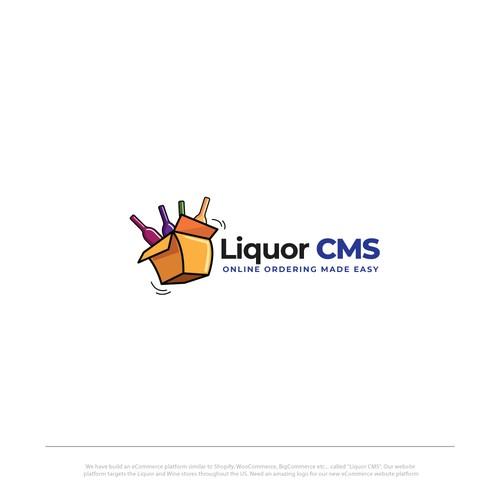 Liquor CMS Logo