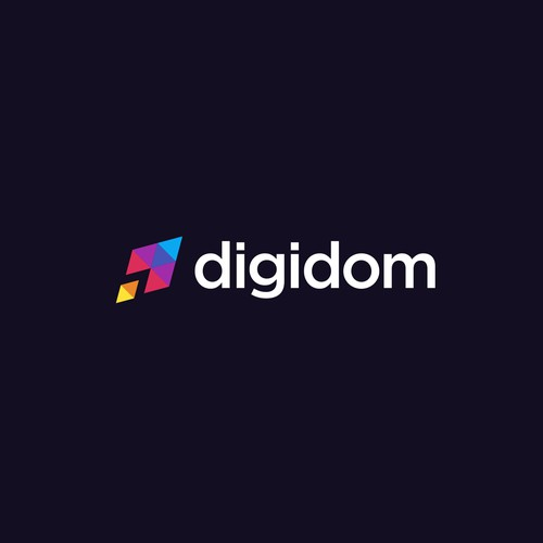 Logo concept for Digidom