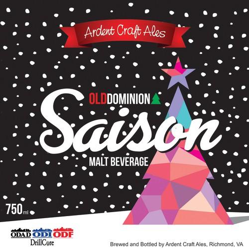 Old dominion Saison beer