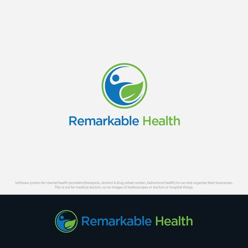 Design a logo for healthcare software