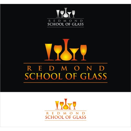 Help Redmond School of Glass with a new logo