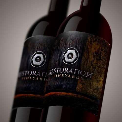 Restoration Vineyards