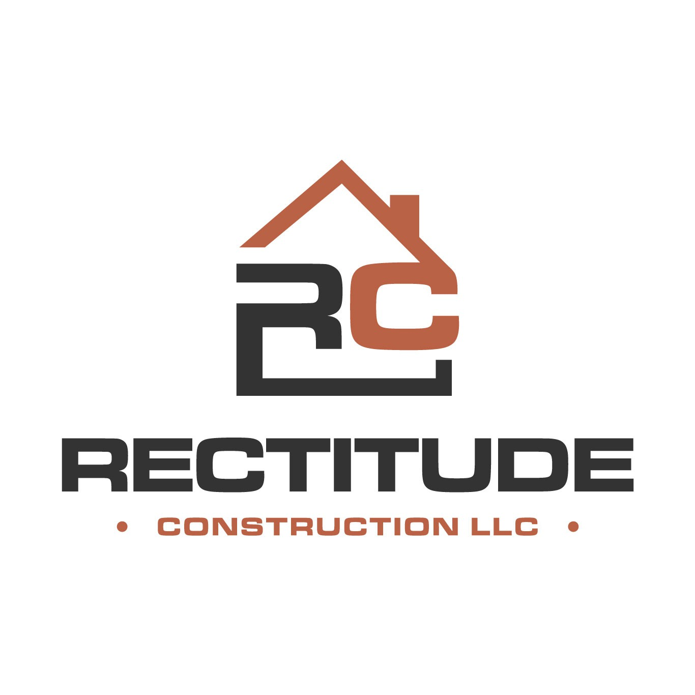Create a rustic/vintage logo for a construction company
