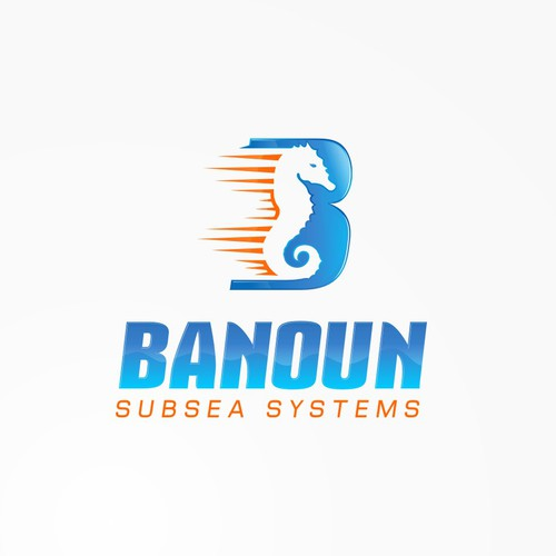 LOGO DESIGN (BANOUN) Subsea Systems