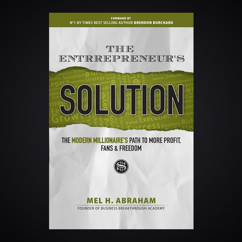 Create a Unique Compelling Cover for a New Entrepreneurial Book