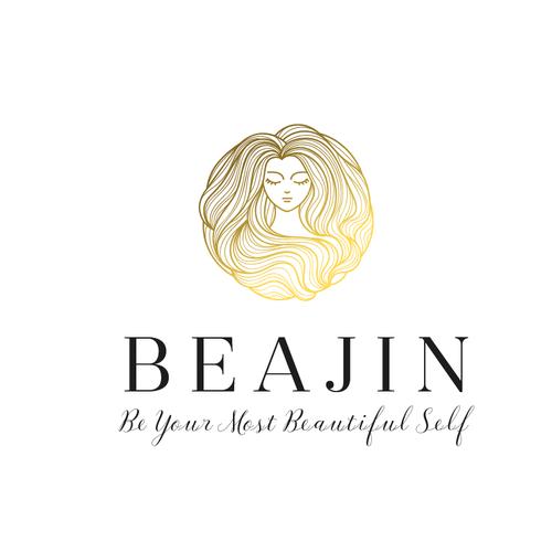 Elegant Logo For Beajin.