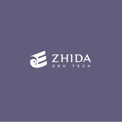 Elegant logo for education