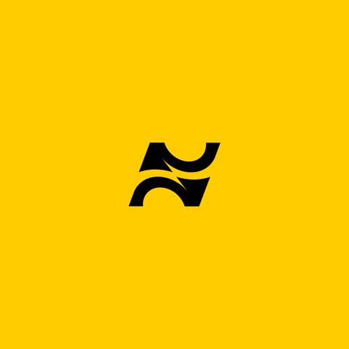 Logo mark N