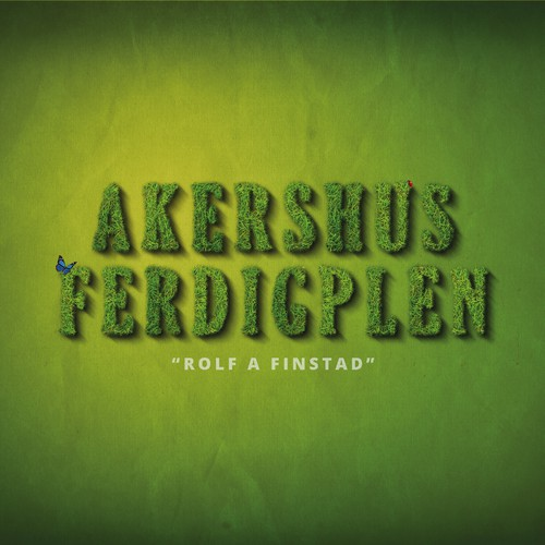 Create a professional logo for Akershus ferdigplen in Norway