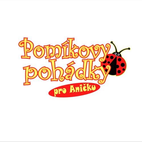 Help Pomíkovy pohádky pro Aničku with a new logo