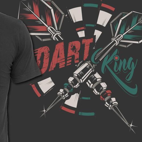 T-Shirt Dart Sport
