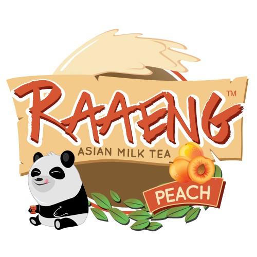 Logo wanted for Raaeng Asian Milk Tea