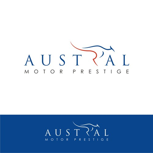 Create a simple, elegant logo for high end car dealer
