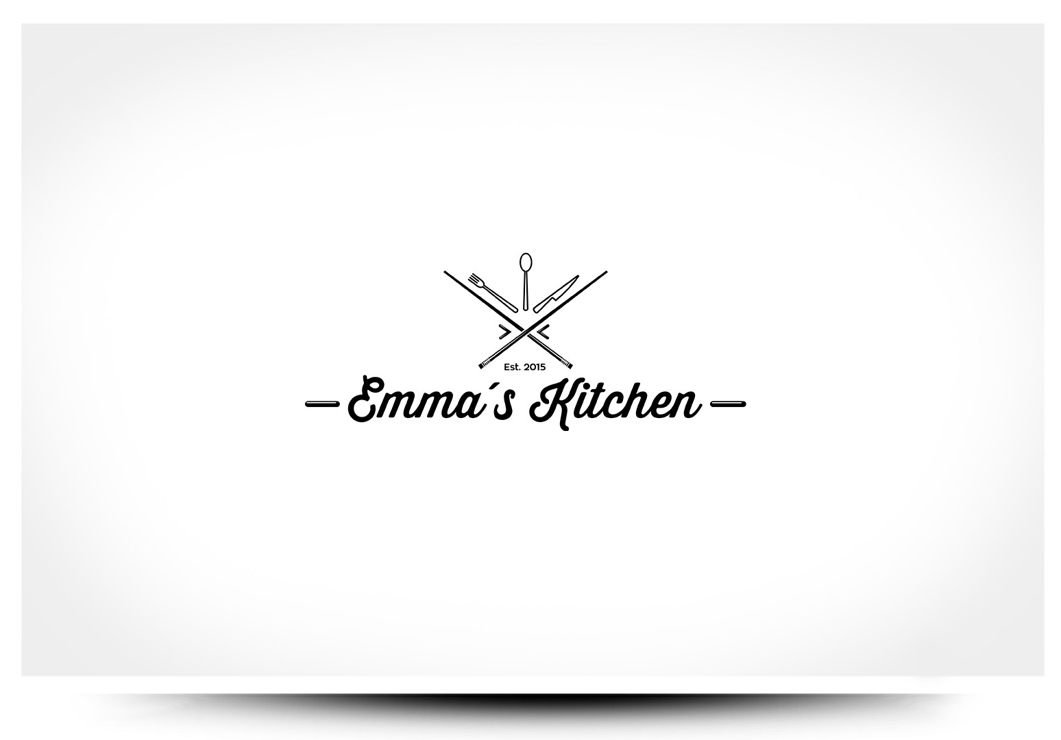 Emma's Kitchen Logo up for grabs!