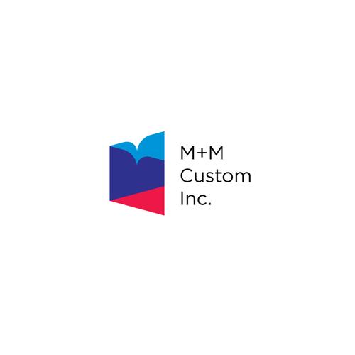 M+M logo
