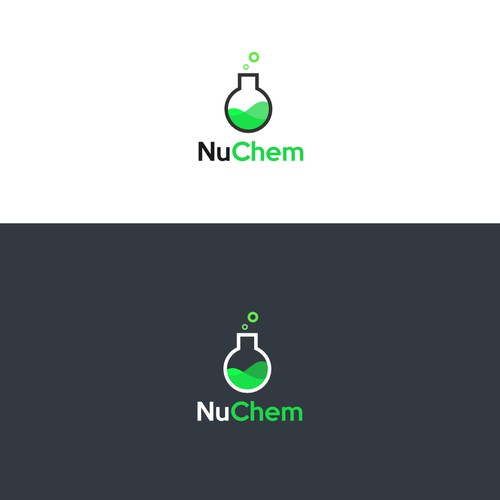 A logo for chemical medic industri
