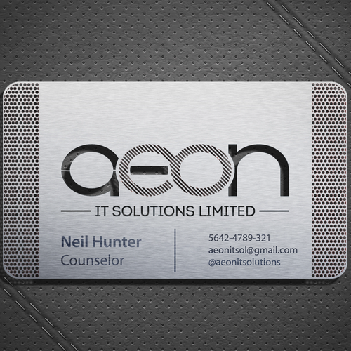 Logo for aeon