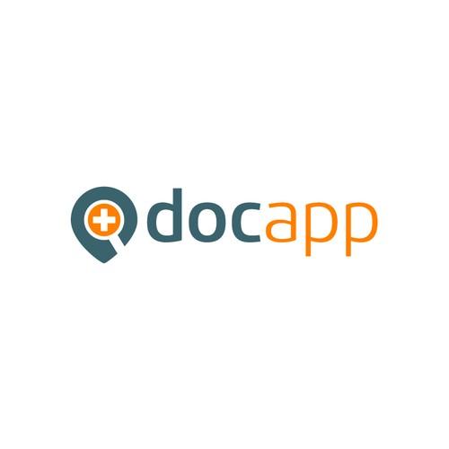 Logo and Webdesign for an online medical directory plattform