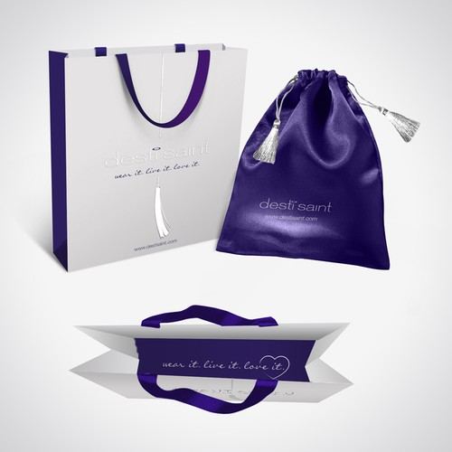 Packaging required for Luxury Handbag Brand such as a BOX or BAG etc