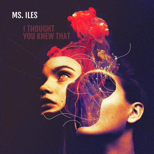 Album cover for MS.ILES