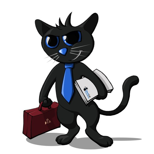 illustration for Black Cat Accounting Ltd