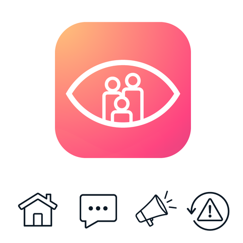 IOS icon + UI icon