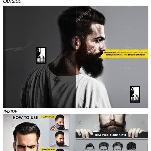 Beard tool guide