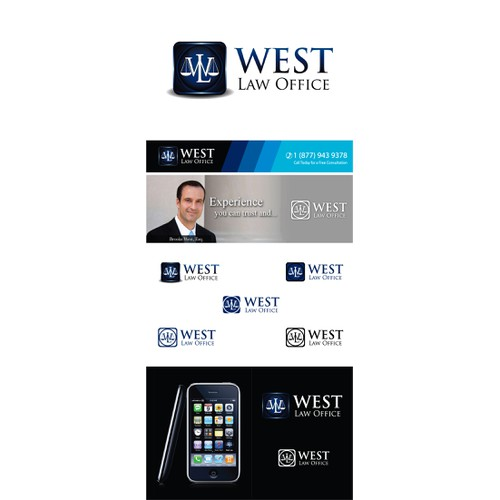 West Law Office needs a new logo