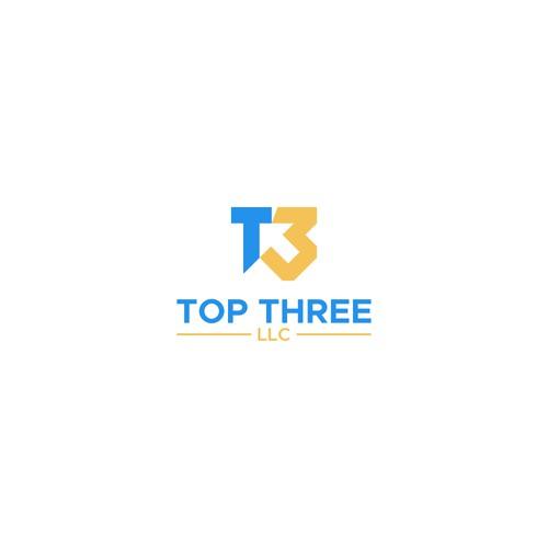 Logo For Top Three LLC